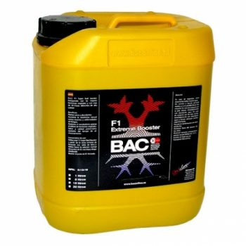 B.A.C. - F1 EXTREME BOOSTER 10L