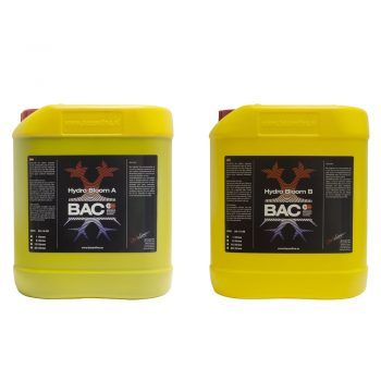 B.A.C. - HYDRO BLOOM A&B 5L.