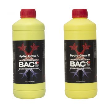 BAC- HYDRO GROW A&B 1L