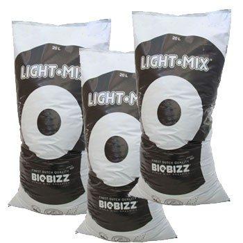 BIO BIZZ - LIGHT-MIX 20L