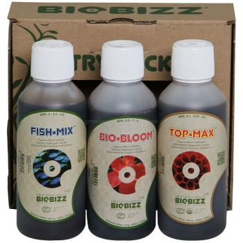 BIOBIZZ TRY-PACK OUTDOOR-PACK