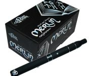CIGARRILLO ELECTRONICO MERLIN - CE4-WAX VAPORIZER DELUXE PURE SMOKE