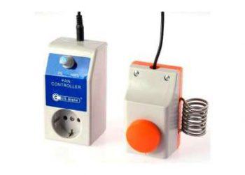 FAN CONTROLLER CLI-MATE 4 AMP.