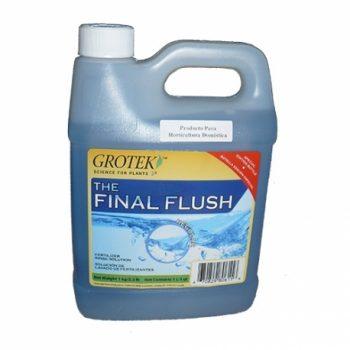 FINAL FLUSH REGULAR 4 L. GROTEK
