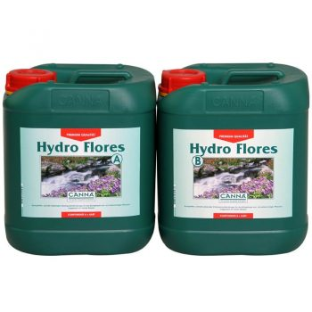 HYDRO FLORES AGUA BLANDA A 5L