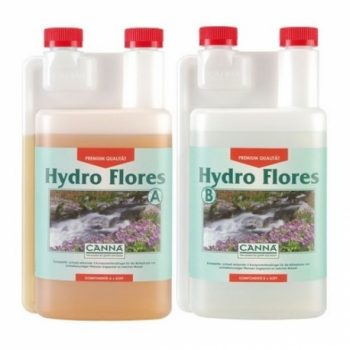 HYDRO FLORES AGUA BLANDA B 1L