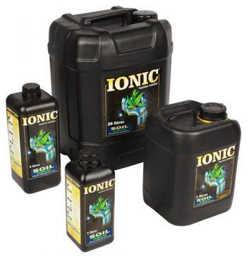 IONIC SOIL GROW 20 L.