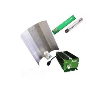 KIT 600W BOLT + REFLECTOR STUCO + PHILIPS MASTER SON T-PIA GREEN POWER 600W