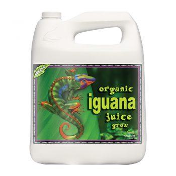 ORGANIC IGUANA JUICE GROW 5 LT