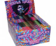 PAPEL DE FUMAR / BOQUILLAS PURPLE HAZE KINGSIZE SLIM (26 LIBRITOS)