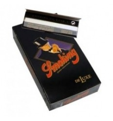 PAPEL DE FUMAR SMOKING DELUXE 1 1/4 (25 LIBRITOS)