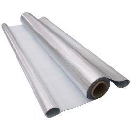 PLASTICO REFLECTANTE NEGRO-BLANCO 2X10 METROS 125 MICRAS