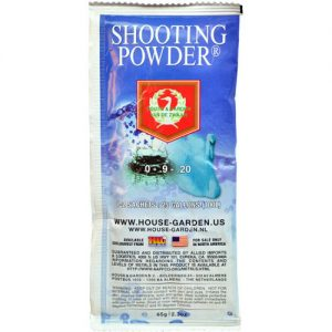 SHOOTING POWDER 65 G (1 SOBRE ) HOUSE & GARDEN