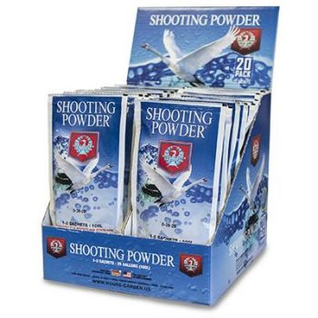 SHOOTING POWDER 65 G (20 SOBRES ) HOUSE & GARDEN