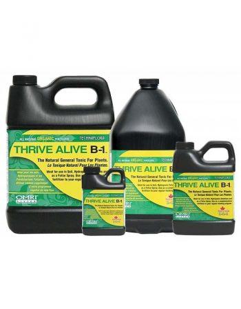 THRIVE ALIVE B1 GREEN 4 L TECHNAFLORA
