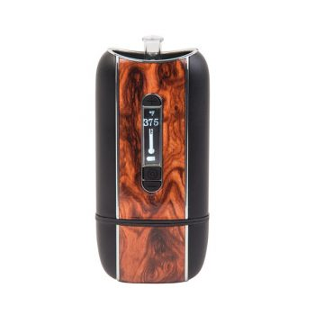 VAPORIZADOR ASCENT BURL WOOD