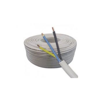 CABLE BLANCO 3X1