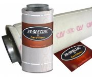 FILTRO CARBON CAN FILTER SPECIAL 2000M3/H 315X1250MM