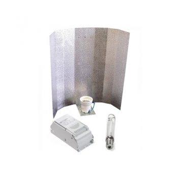 KIT 250W ETI + REFLECTOR STUCO + PHYTOLITE SHP 250 W