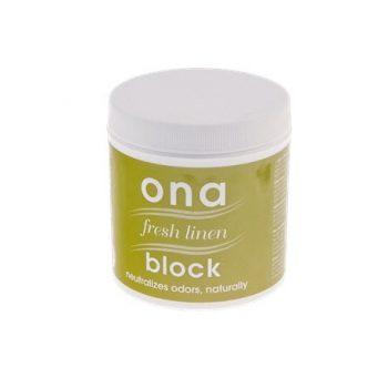ONA BLOCK 170 GR LINO FRESCO