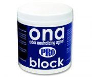 ONA BLOCK 170 GR PRO