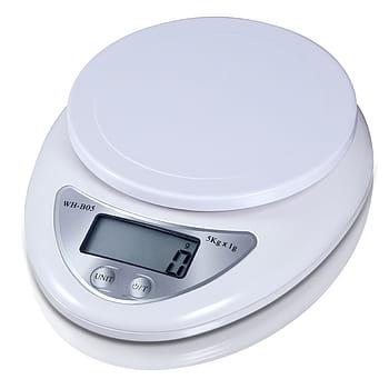 calibración básculas digitales